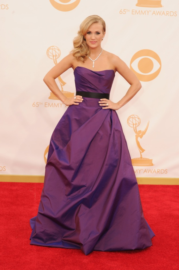 carrie underwood 65th Annual Primetime Emmy Awards - Arrivals