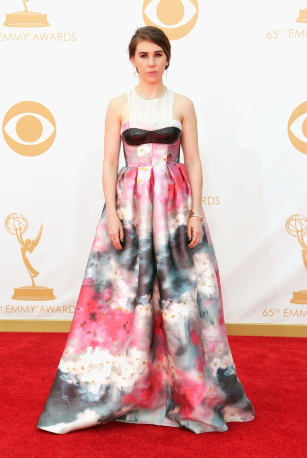 zosia mamet 65th Annual Primetime Emmy Awards - Arrivals