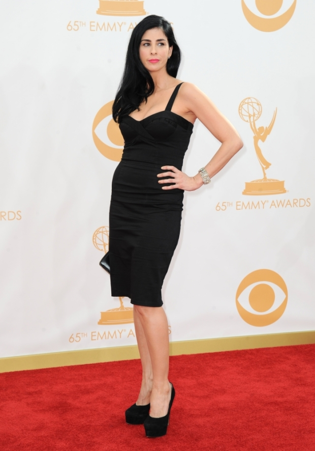 Sarah Silverman 2013 emmy awards