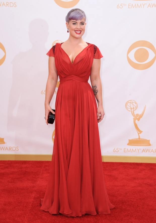 Kelly Osbourne 2013 emmy