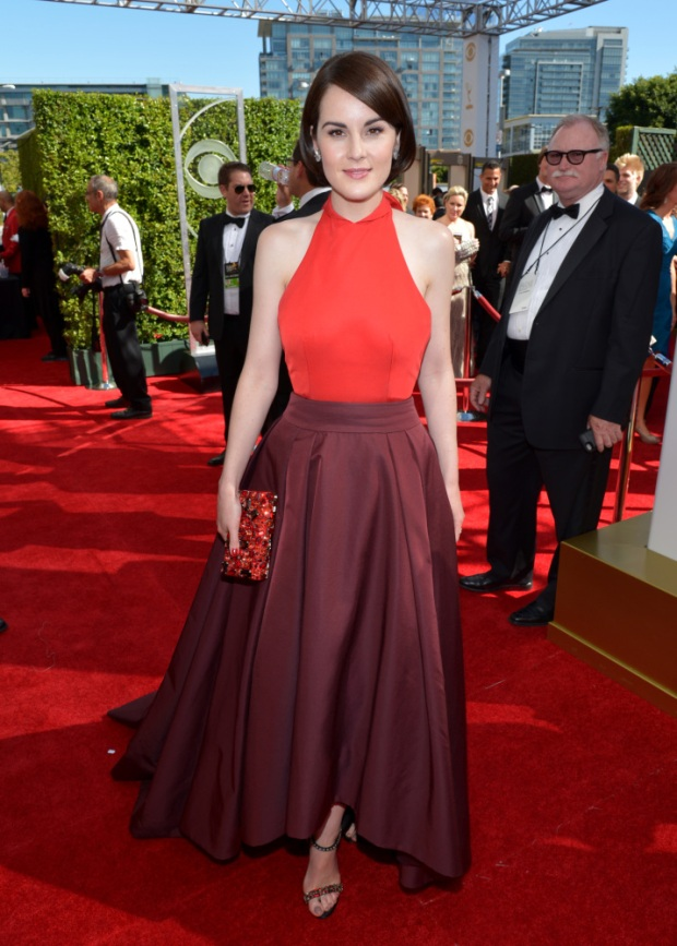 Michelle Dockery 2013 emmy