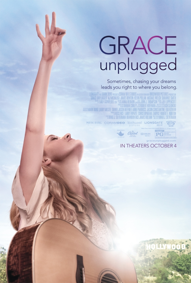 Grace Unplugged Official Poster